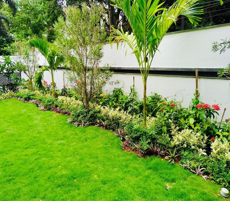 Landscape gardens Bangalore