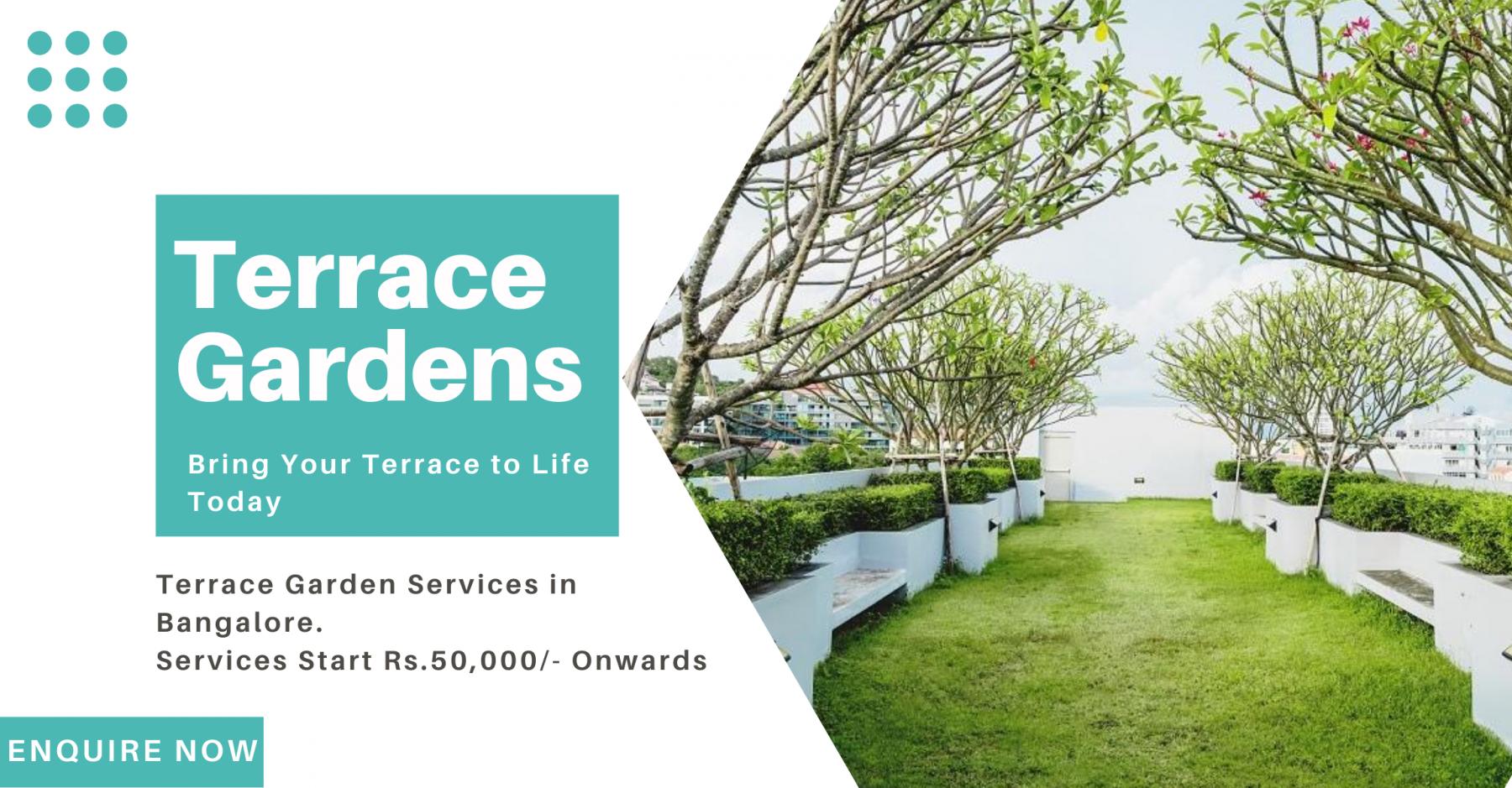 Terrace gardens bangalore