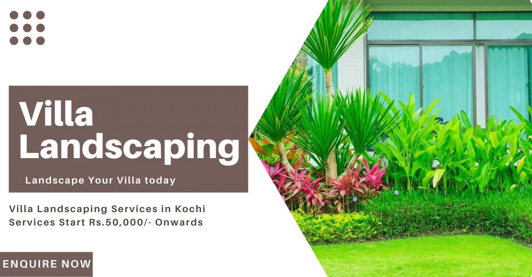 landscape designers in kochi